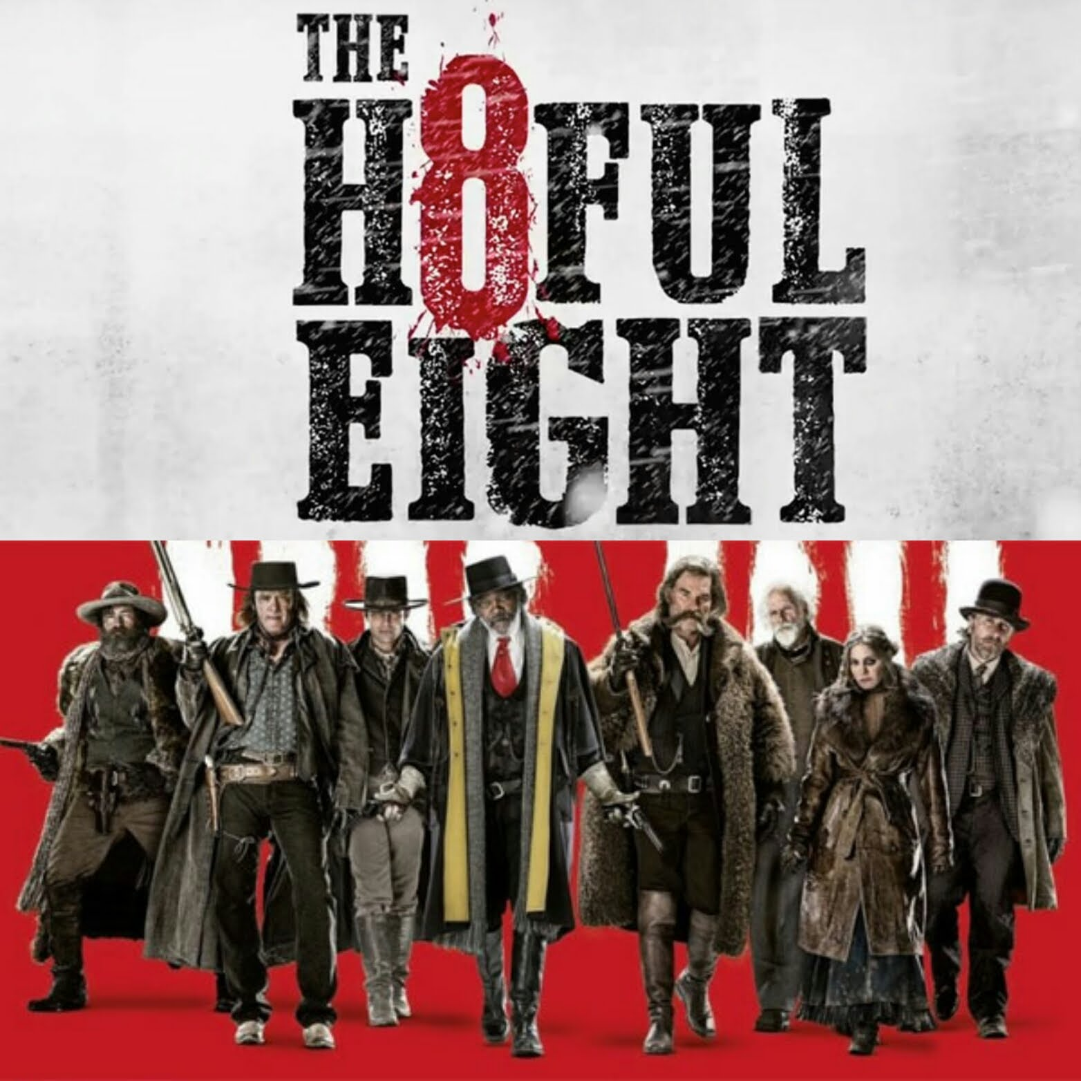 Fakta Menarik Tentang Film The Hateful Eight